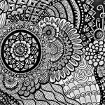 Vrijdag 2 augustus 2019: Workshop Zentangle